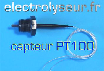 kit SONDE PT100 pour circuits électroniques de mesure de température