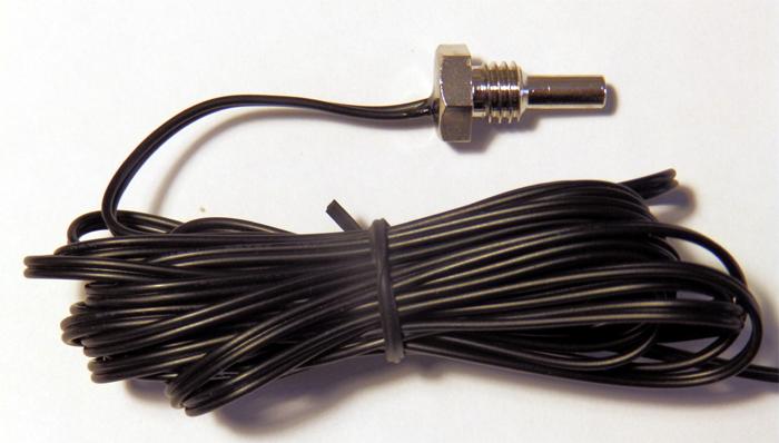 sonde M8 et son câble