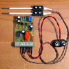 Module conductimètre COMPLET câblé réglé PLUS sachet 4,00 gr NaCl étalon